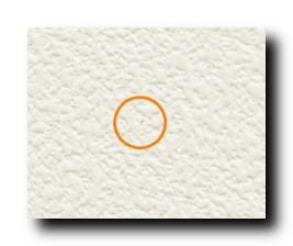 石膏ボード針穴